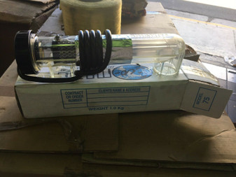 EcoMatic MODEL P75 Pool Salt Chlorinator Chlorination System 240V NIB