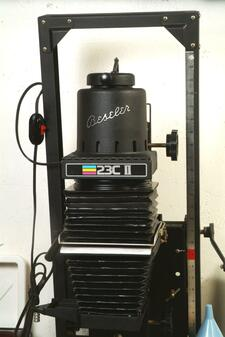 BESELER 23C II-XL PHOTO ENLARGER DARKROOM