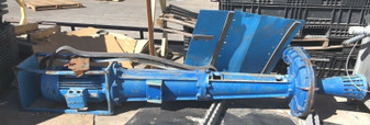 Macon Wastewater Commercial Sewage Pump Model# 632002001