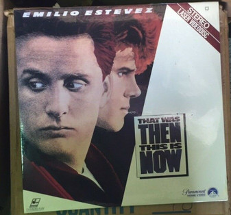 THAT WAS THEN THIS IS NOW Laserdisc-New SEALED in Plastic
