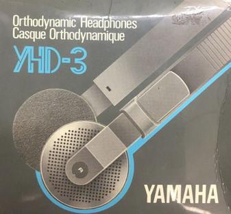 Yamaha YHD-3 Orthodynamic Headphones | Made in Japan (New!)