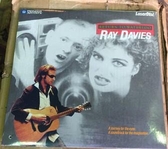 Ray Davies Return to Waterloo Laserdisc New in Plastic