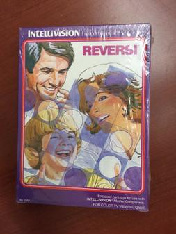 Reversi Intellivision New Never Opened