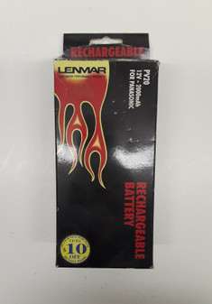 Lenmar PV20 Rechargeable Camcorder Battery for Panasonic (BRAND NEW!)