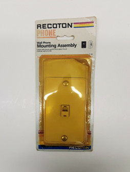 Recoton T-39 Wall Phone Mounting Assembly (BRAND NEW!)