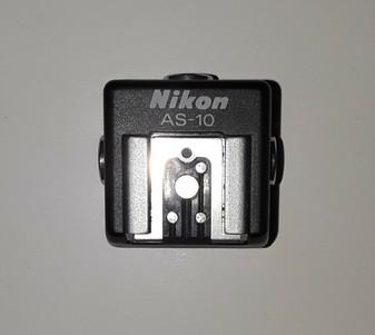 Nikon (Vintage) AS-10 TTL Multi-Flash Adapter (BRAND NEW!)