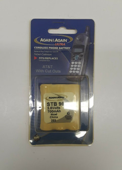 Again & Again STB-962 Ultra Cordless Phone Rechargeable Battery (BRAND NEW!)