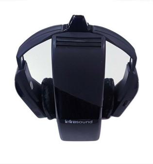 Infrasound IR1000 IR Cordless TV/Hi-Fi Headset System (Brand New!)