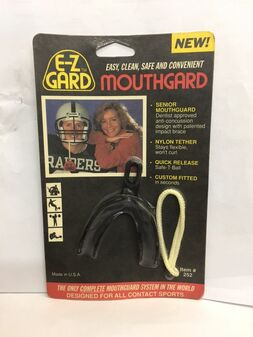 NEW! Mouth Guard Piece Teeth Protector Football Basketball Soccer Boxing MMA