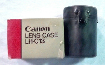 Canon (Vintage) LH-C13 Lens Case (Brand New in Box!)