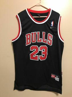 100% Authentic Michael Jordan NIKE 97 98 Season Bulls Jersey Size S NWT! BLACK
