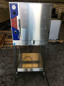 ACS Natural Gas Convection Steamer STEAM OVEN American Cook Systems SG-6-2