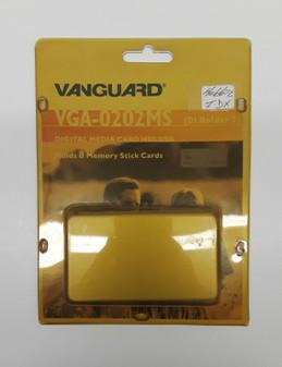 Vanguard VGA-0202MS Digital Media Card Holder (BRAND NEW!)