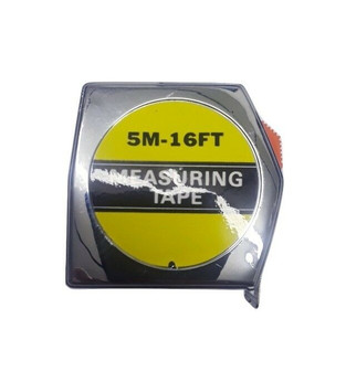 Fixer Tools T110501 | 5M-16Ft Measure Tape | Self Return Automatically (New!)