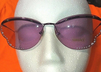 VERSACE WOMENS Sunglasses Model #60 COL.#37M *MADE IN ITALY*