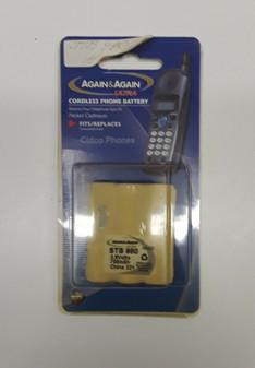 Again & Again STB980 Ultra Nickel-Cadmium Cordless Phone Battery (BRAND NEW!)