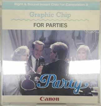 Canon TA-6 Graphic Chip for Parties (BRAND NEW!)