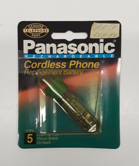 Panasonic Type 5 Cordless Phone Replacement Battery (BRAND NEW!)