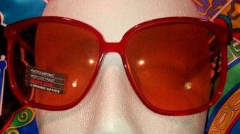 Serengeti Drivers Sunglasses Model # 6226L MADE IN ITALY. RARE VINTAGE