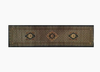 8' x 2' 3131 Persian Floral Styled Oriental Area Rug (Brand New!)