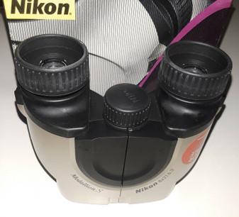 Nikon 8x21CF Medallion S Binoculars (BRAND NEW!)