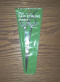 "7"" Hair Styling Shears Scissors (BRAND NEW!)"