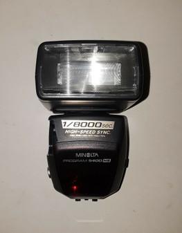 Minolta Maxxum 5400HS Electronic Flash (BRAND NEW!)