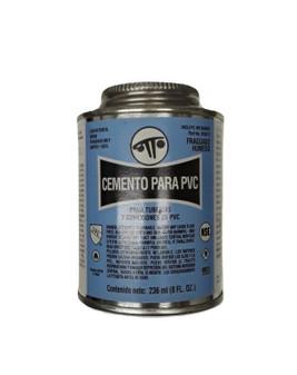PVC CEMENT 018417 PVC Cement (8 Oz.) (New!)