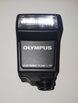 Olympus L-30 Electronic Flash Adapter (BRAND NEW!)