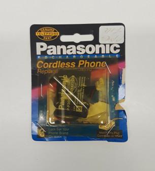 Panasonic Type 3 Cordless Phone Rechargeable Battery (BRAND NEW!)