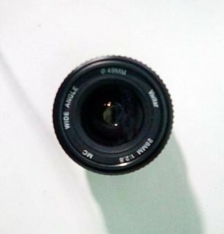 Pentax K/Roch 28mm/F2.8 Interchangeable Macro Lens (BRAND NEW!)