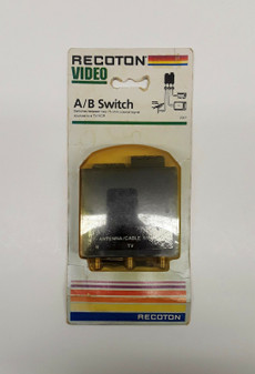 Recoton V317 A/B Switch (BRAND NEW!)