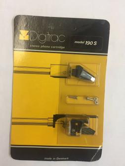 DIGITRAC PHONO CARTRIDGE 190 S 190S Cartridge BRAND NEW!!! MADE IN DENMARK