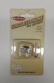 Again & Again STB-155 Cordless Phone Pile Battery (BRAND NEW!)