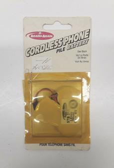 Again & Again STB214 Cordless Phone Pile Battery (BRAND NEW!)