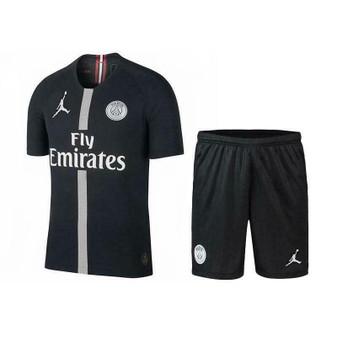 Paris Saint-Germain Jordan Soccer PSG Jerseys Champions League Patch SIZE 26 NWT