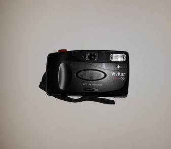 1992 Vivitar PS45s 35mm Camera (BRAND NEW!)