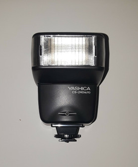 Yashica (Kyocera) CS-240 Electronic Flash Adapter (BRAND NEW!)
