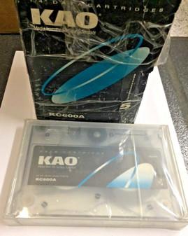 Data Cartridge Storage KAO KC600A  - SET of 5 BRAND NEW