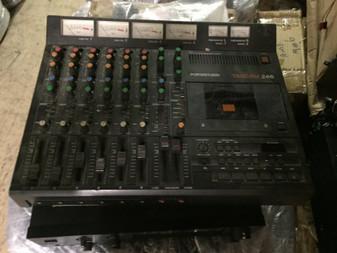 Tascam 246 Vintage 4 Track Cassette Recording Studio Portastudio RARE