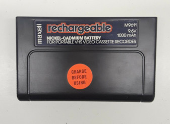 Maxwell M9611 Rechargeable Nickel Cadmium Battery (BRAND NEW!)