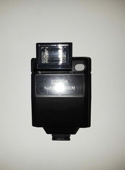 Sunpak Softlite 1400m Electronic Flash Unit (BRAND NEW!)