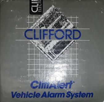 Clifford 70-205A CliffAlert Vehicle Alarm System (BRAND NEW!)