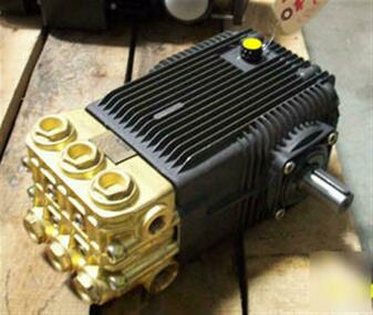 Chip Blaster High Pressure pump 2106 made in Italy by Innovi Reverberi
