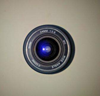 Vivitar 24mm/f2.8 Interchangeable Macro 1.5x Lens for Nikon (BRAND NEW!)