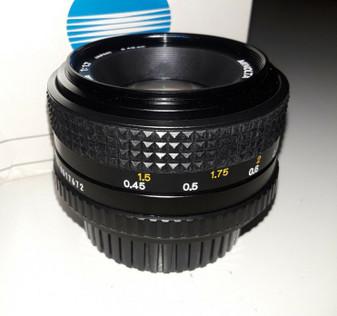 Minolta MD 50mm/F1.7 Interchangeable Lens (BRAND NEW!)
