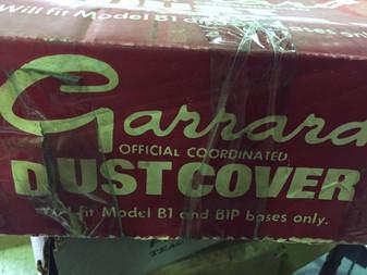 GARRARD D1 Dust Cover NOS Never Opened