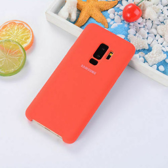 S-View Auto Wake Flip Smart Mirror Case Stand Cover Samsung Galaxy S9 RED