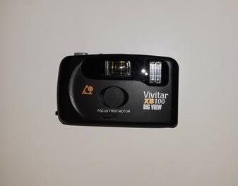 1996 Vivitar XB100 35mm Camera (BRAND NEW!)