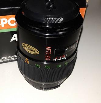 CPC 70-210mm/f4.0-5.6 AF Zoom Lens for Nikon (BRAND NEW!)
